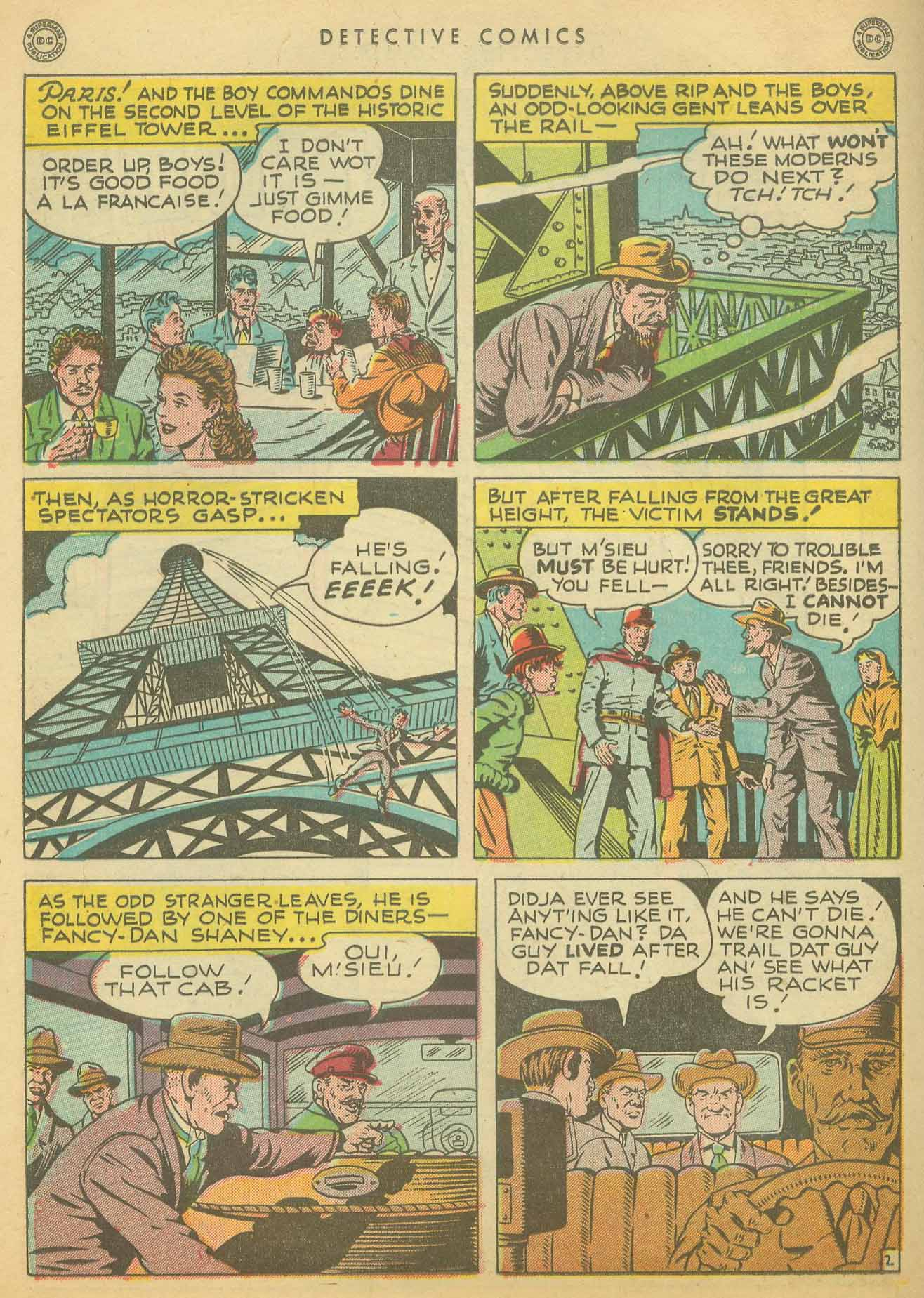 Detective Comics (1937) issue 127 - Page 38