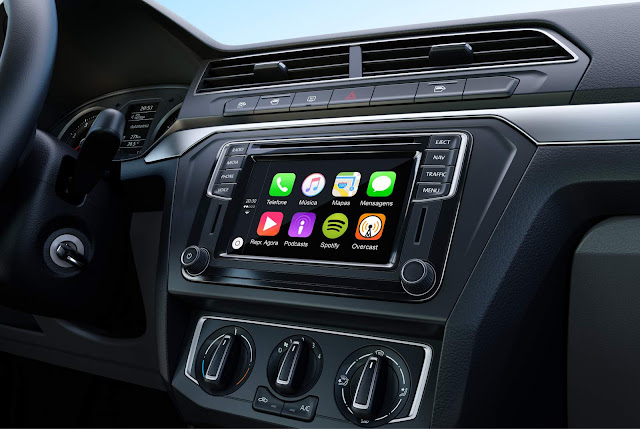 Hyundai Hb20 2016 x VW Gol 2017: centrais multimídia
