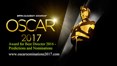 Award for Best Director 2016