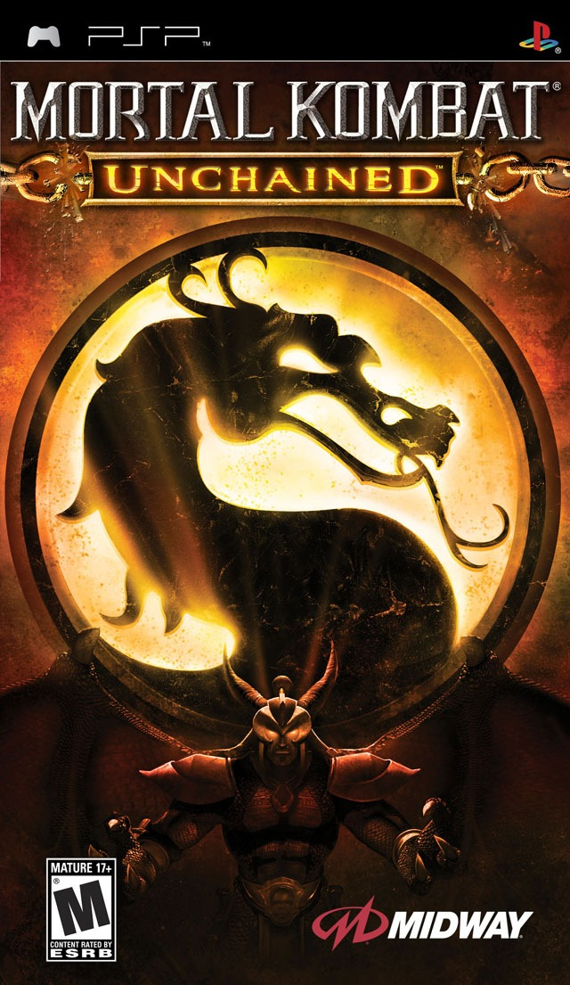 ROMs - Mortal Kombat Unchained - PSP Download