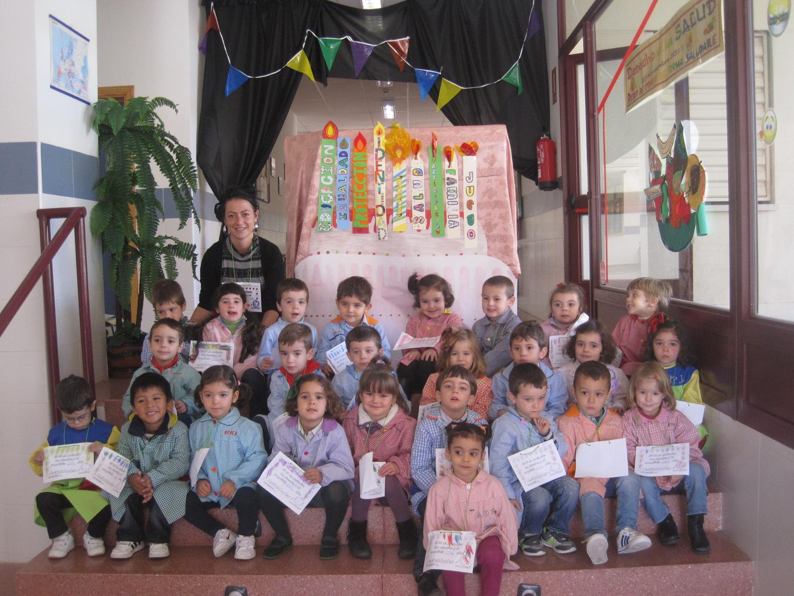 Plastilina Y Lápiz 20 De Noviembre Día De Los Derechos: Mi Clase De Infantil: DIA DEL NIÑO