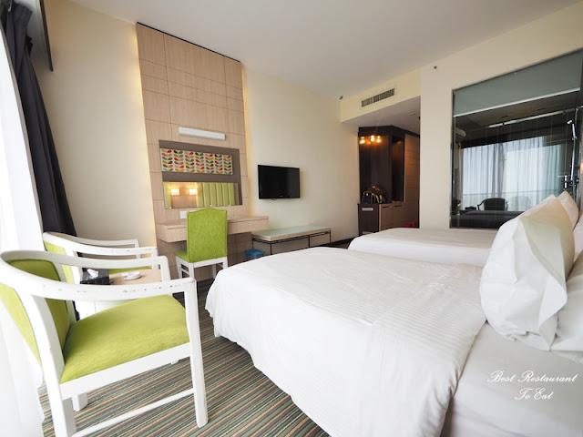 Megaview Hotel Kuantan Deluxe Executive Room Pahang