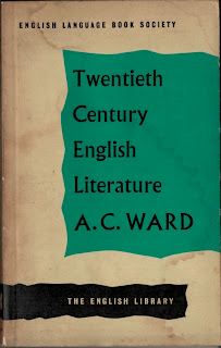 Twentieth Century English Literature by A. C. Ward