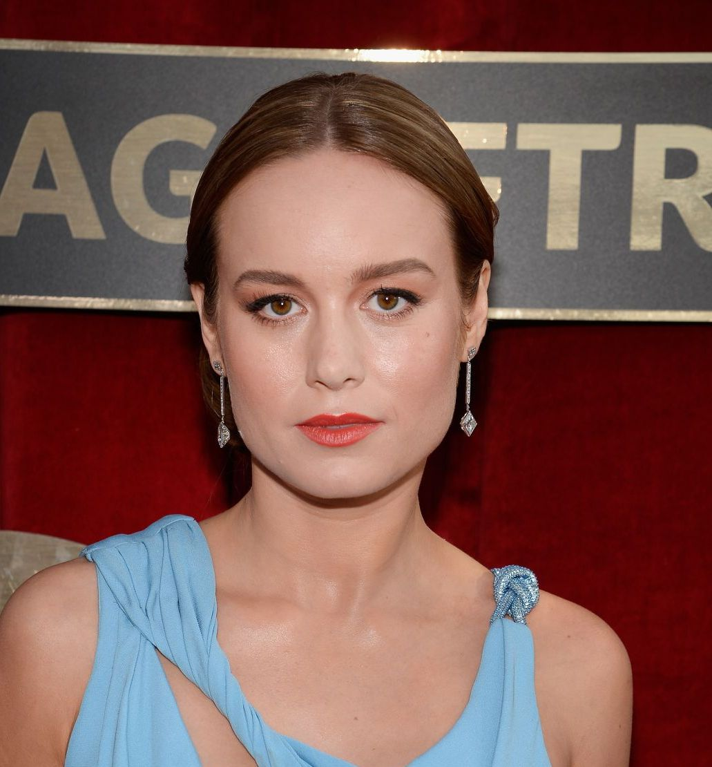 Basmati Blues & Free Fire actress Brie Larson at Screen Actors Guild Awards 2016 in Los Angeles