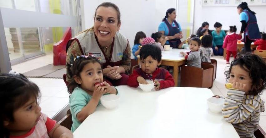 CUNA MÁS: Programa social incrementa alimentos ricos en hierro para prevenir anemia en niños - www.cunamas.gob.pe