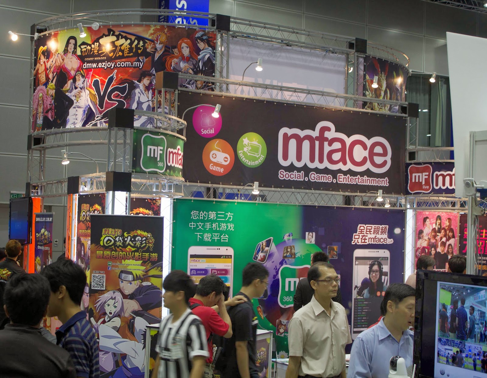 Coverage of PIKOM PC Fair 2014 @ Kuala Lumpur Convention Center 387