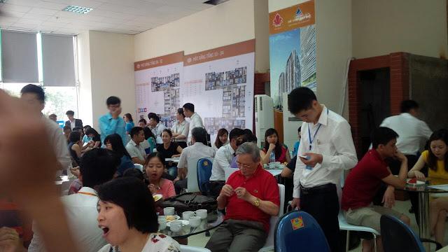 Lễ mở bán Phú Mỹ Complex