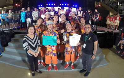 Ground Zero dancers shine in 2017 Sayaw Pinoy: The NCCA National Dance Competition