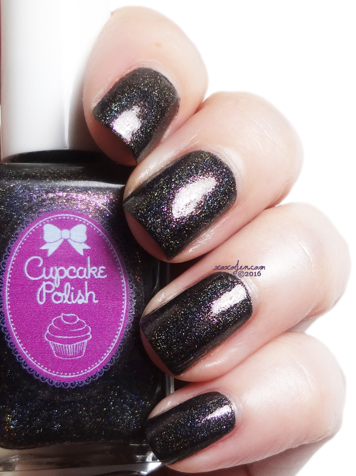 xoxoJen's swatch of Cupcake Polish Hello Brooklyn