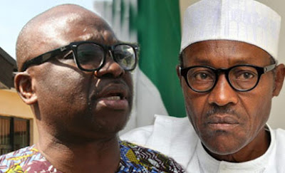 Fayose Accuses Buhari Of Planning To Rig Rivers Election Rerun