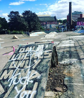 Picture of Bedminster Skate park in Bristol