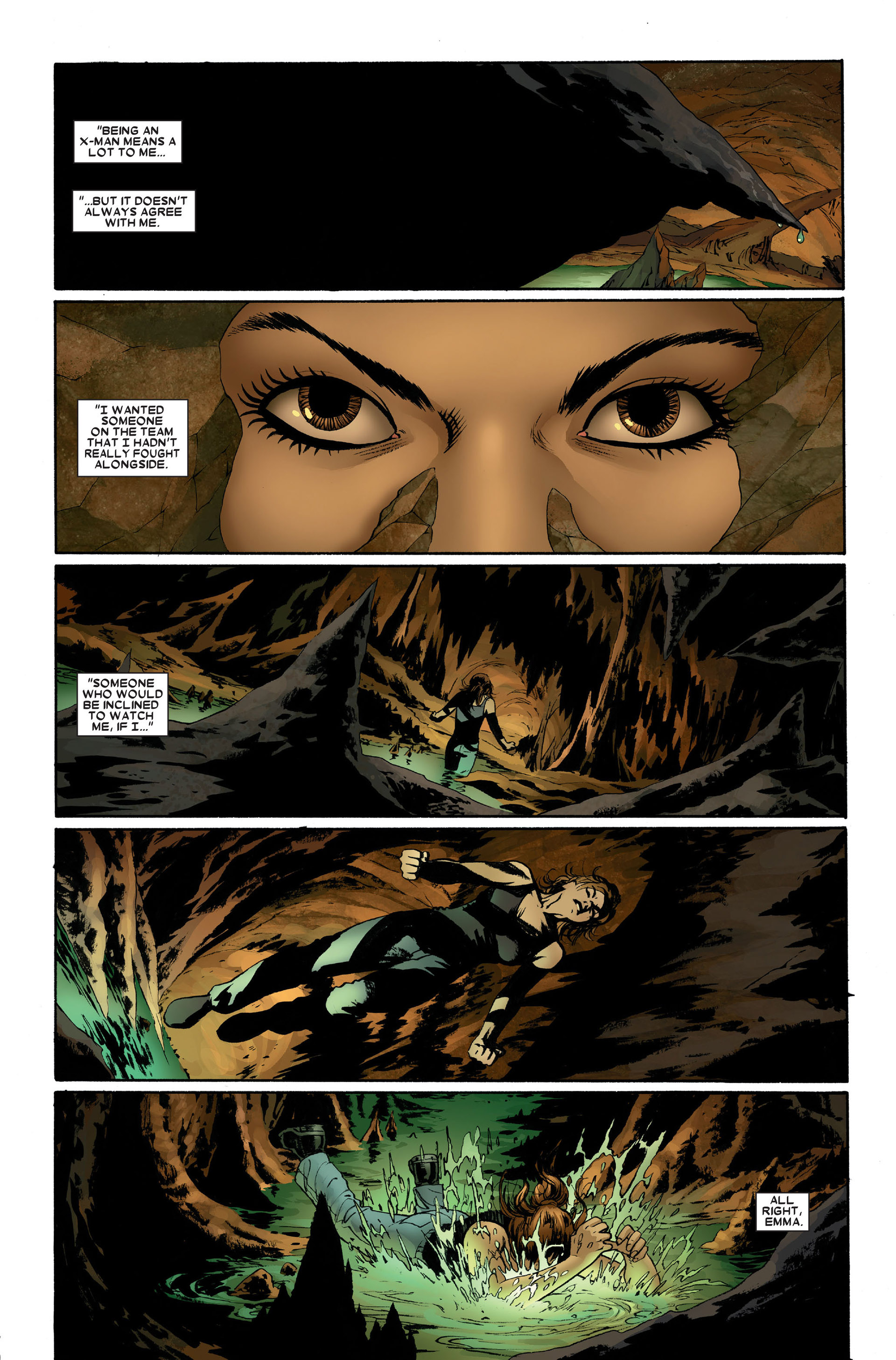 Read online Astonishing X-Men (2004) comic -  Issue #15 - 24