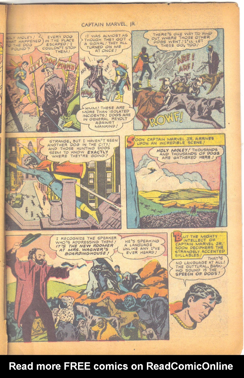 Captain Marvel, Jr. issue 95 - Page 30
