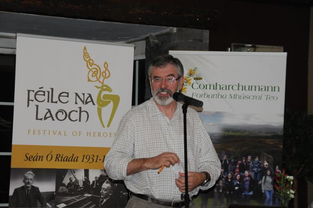 Peadar Ó Riada to honour his father and Seamus Heaney in northern concert