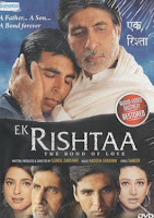 Ek Rishtaa The Bond of Love 2001 Hindi 720p HDRip Full Movie Download