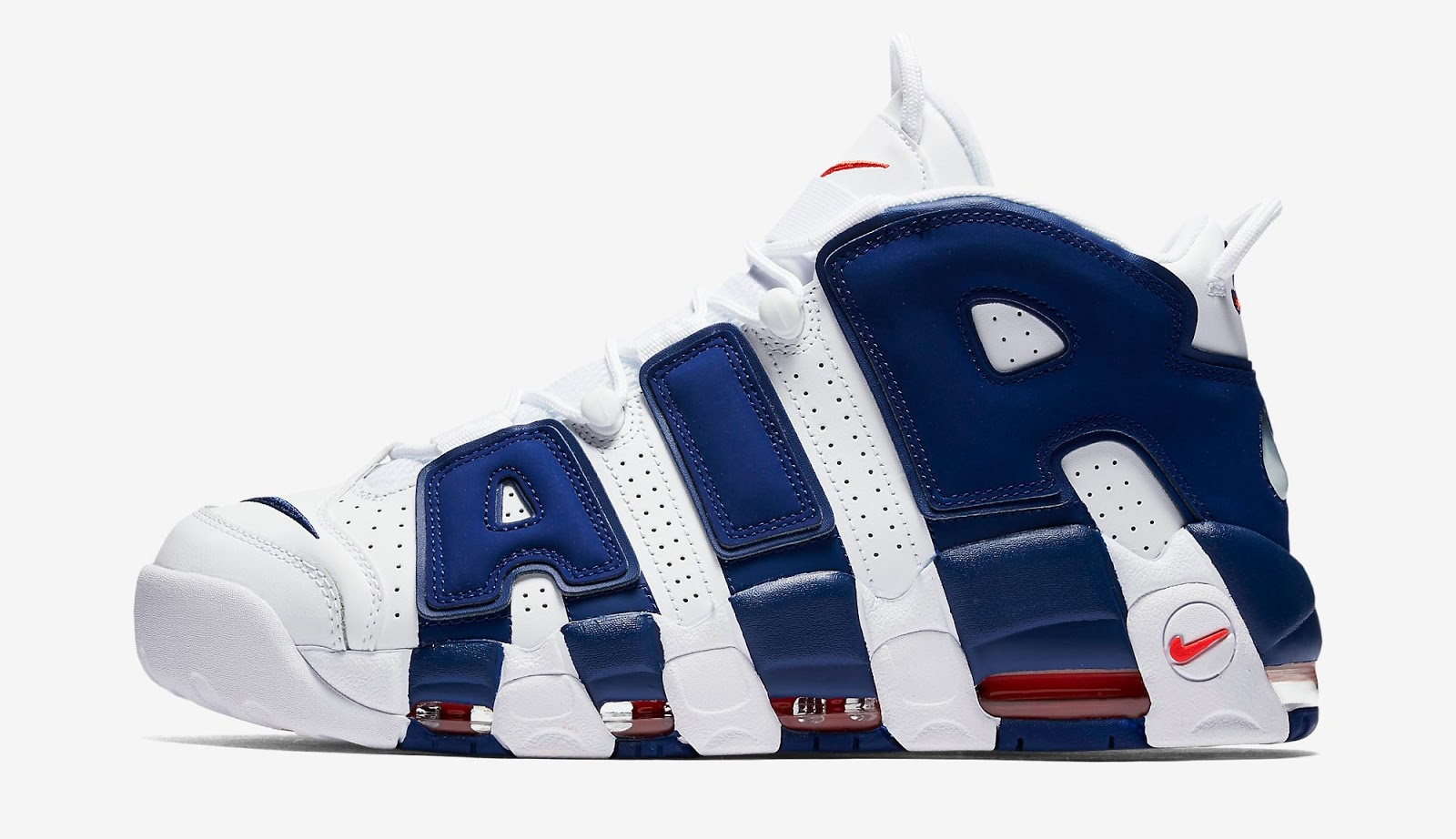 Nike Air More Uptempo Knicks Analykix