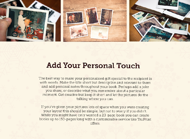 how to personalise your photos