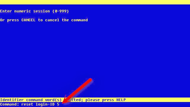 High-Tech Jargon : Avaya - How to Unlock a Locked Command by