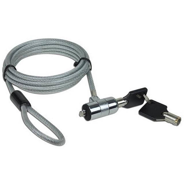 kabel pengaman laptop