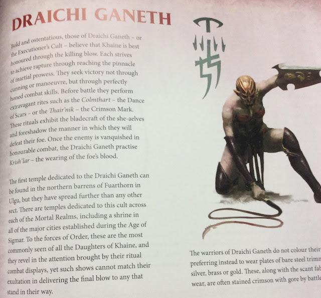 Draichi Ganeth