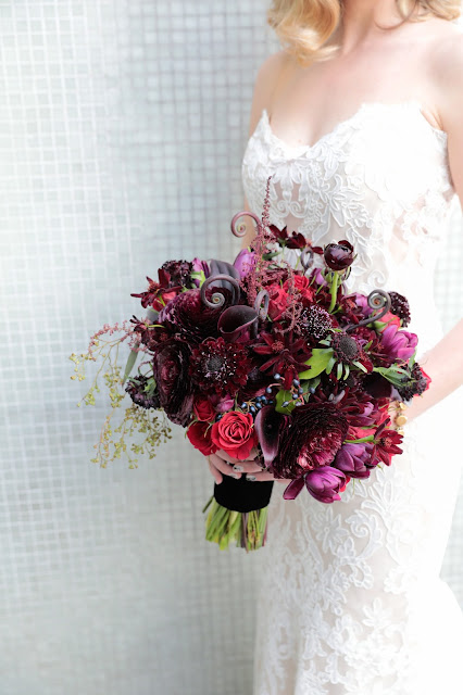 The Foundry NYC Wedding Bouquet