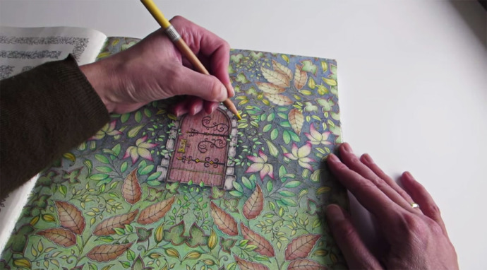 New Liturgical Movement: Adult Coloring Books - A Business and An ...