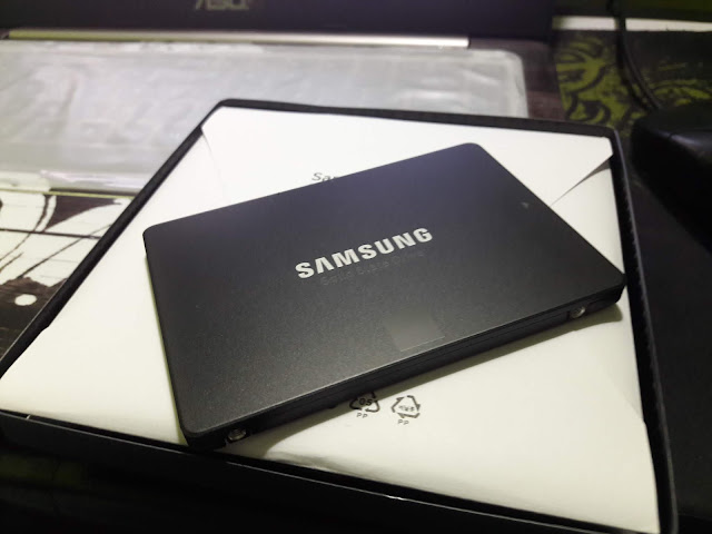 276 Hari Pemakaian Samsung EVO 850 SSD