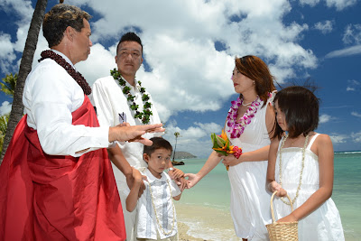 Hawaii Vow Renewals