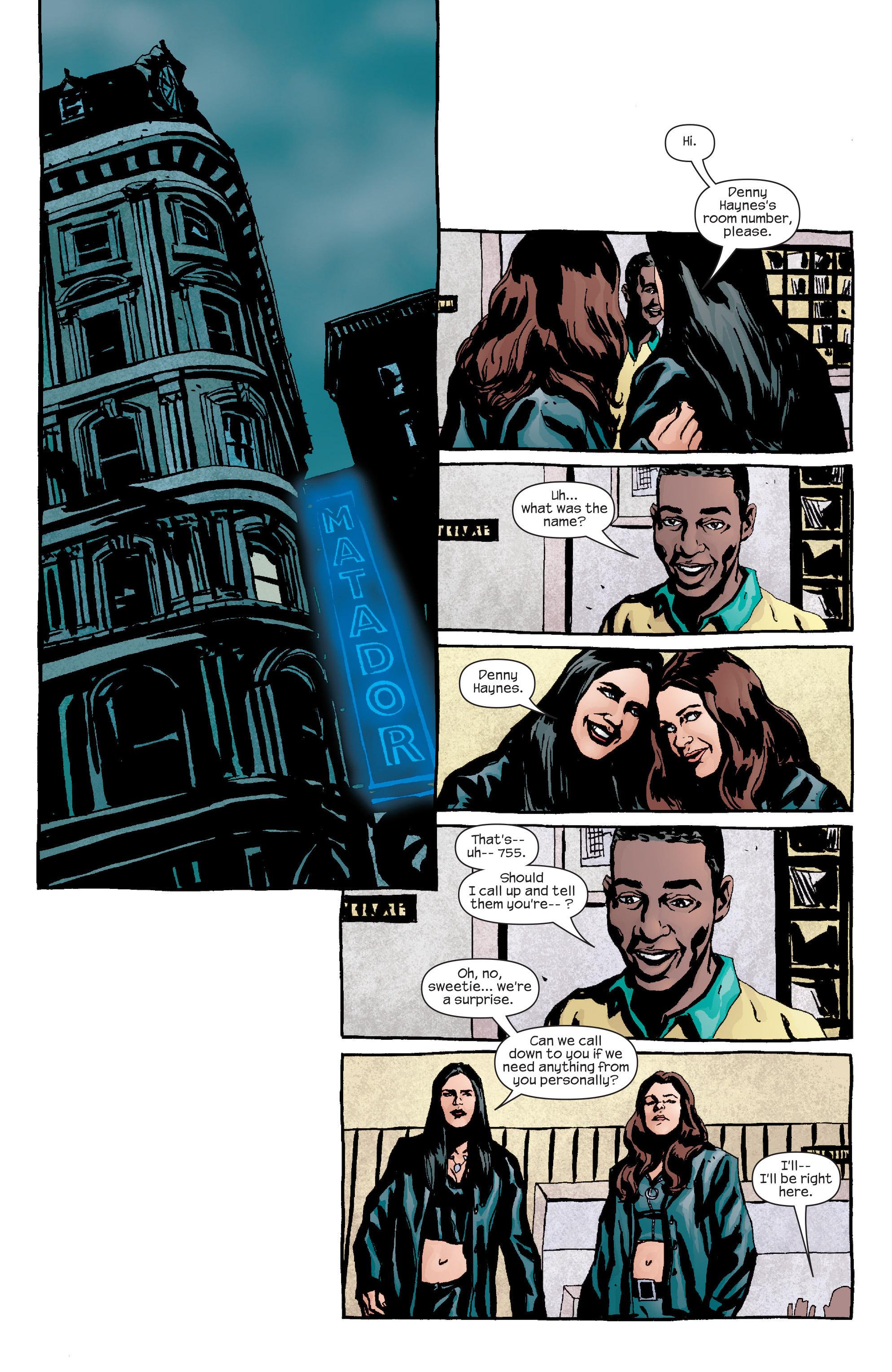 Read online Alias comic -  Issue #20 - 18