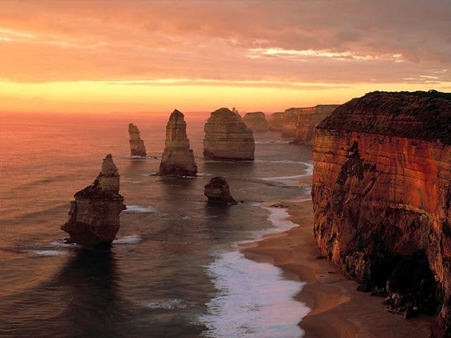 Открытие Австралии. Блог Удивительный Мир.