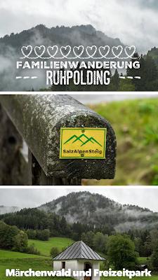 Familienwanderung in Ruhpolding | Märchenwald und Freizeitpark | Wandern im Chiemgau | Wanderung-Ruhpolding