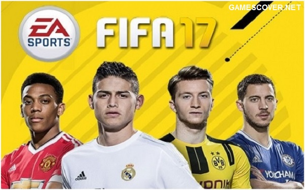 FIFA 17 Cover Athletes
