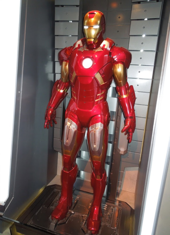 Iron Man Avengers Mark VII suit