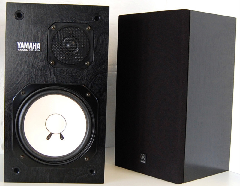 rewind audio for sale yamaha ns 10m 2 way studio pro monitor hi fi speakers. Black Bedroom Furniture Sets. Home Design Ideas