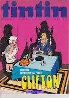 Retour mystérieux pour Clifton