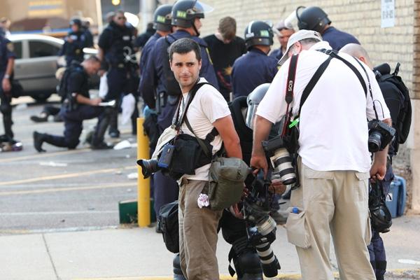 Resultado de imagen para periodistas detenidos