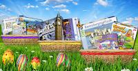 Logo Gioca e vinci gratis cesti di puzzle Ravensburger