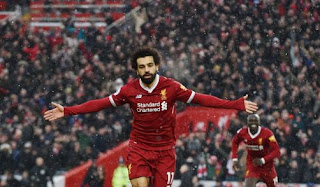 Liverpool vs Manchester City: Mohamed Salah Kembali