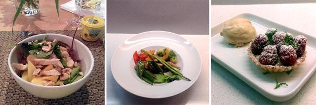 Das Menü mit Grafschafter | pastasciutta.de