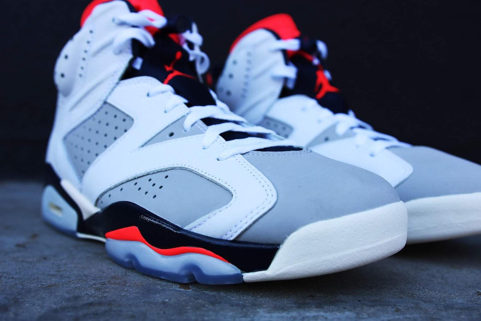 Swag Craze  First Look  Nike Air Jordan 6  Tinker Hatfield  a61df21c9
