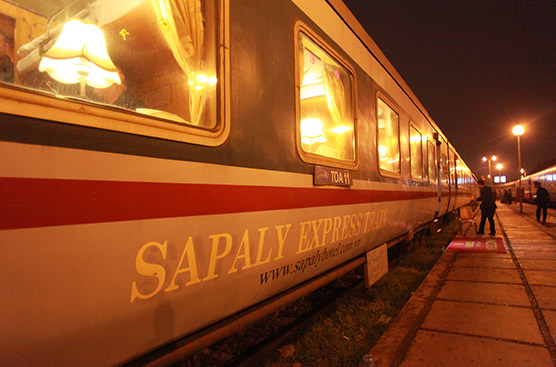 Overnight train from hanoi to sapa reviews