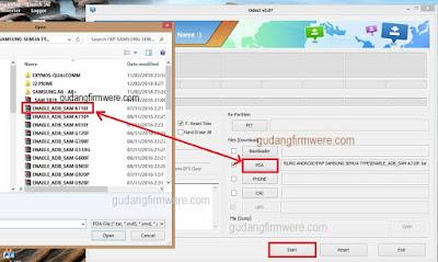 Cara Remove FRP Samsung A7 SM-A710F