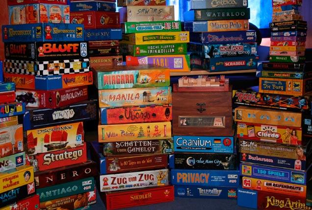 juegos de mesa, diversión, board games
