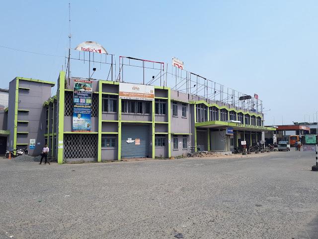 Gare routière KSRTC d'Ernakulam