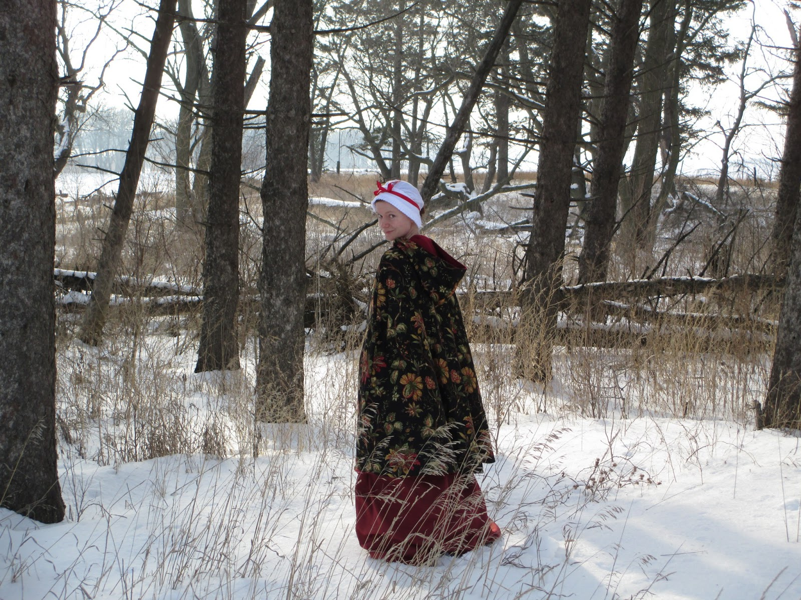 A Sartorial Statement: New Cloak Pics And An Announcement