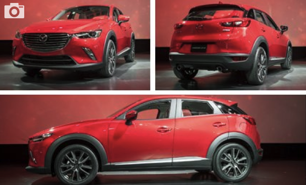 2018 Mazda CX 3 Debuts Already Owns All Other Tiny