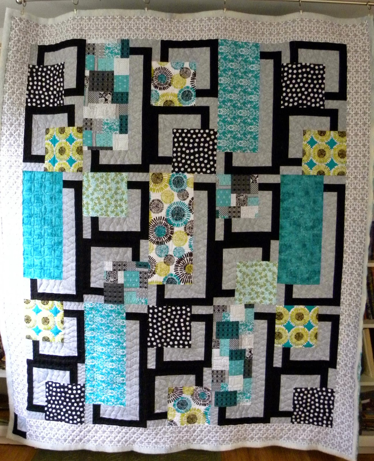 Crazy Horse Quilting: Maryann's BQ4
