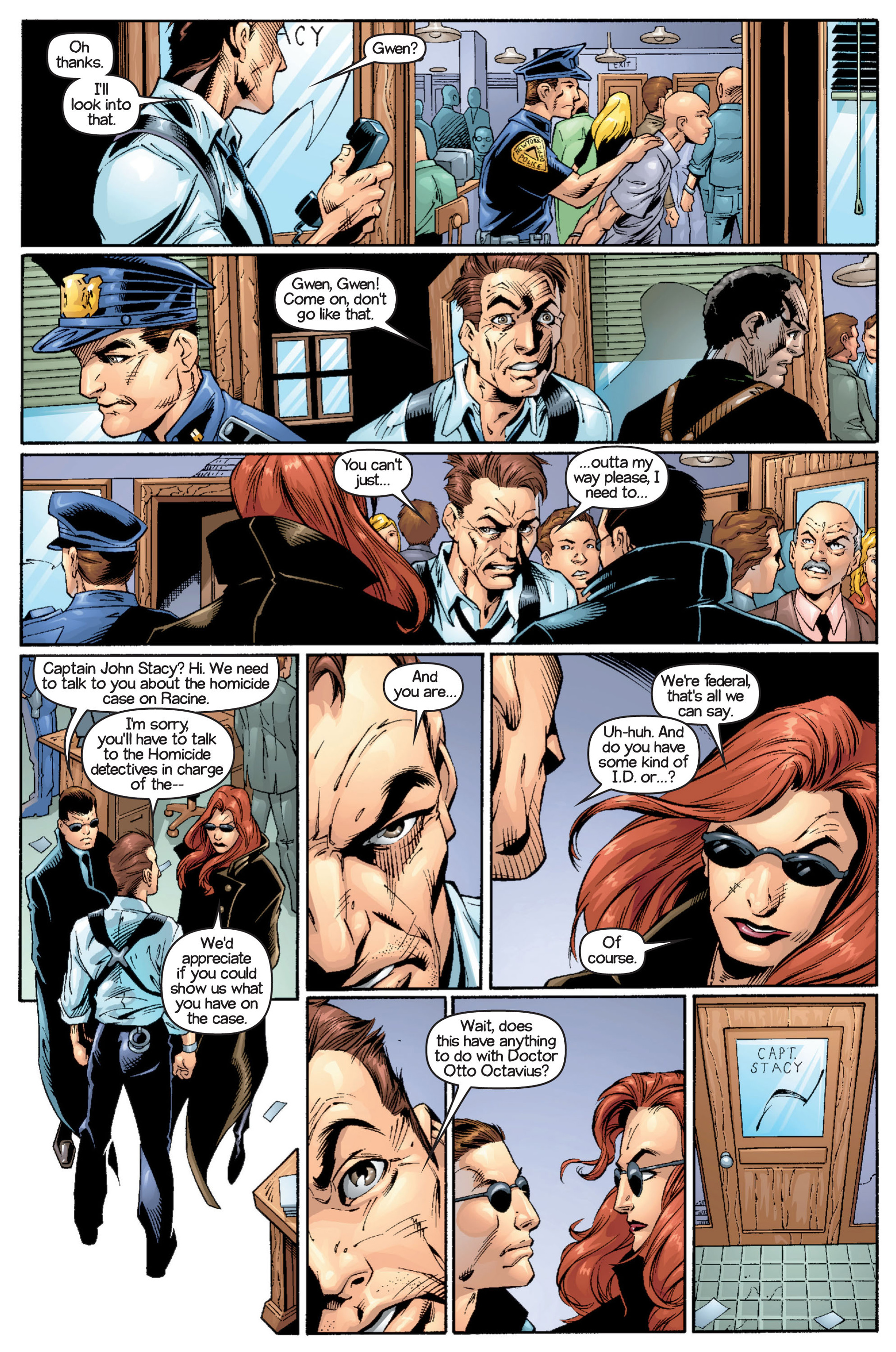Read online Ultimate Spider-Man (2000) comic -  Issue #16 - 12