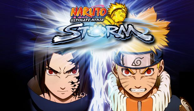 NARUTO ULTIMATE NINJA STORM-Free Download