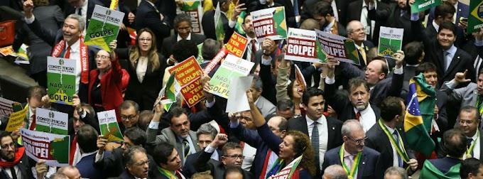 Ceará: Como votaram os Deputados no impeachment